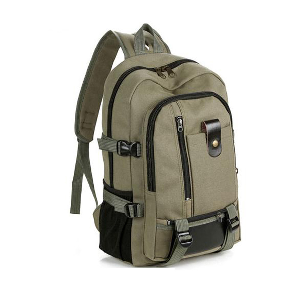 Canvas Backpack Picture More Detailed Picture About New Fashion Casual Unisex Men Vintage