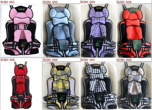 E033 Free shipping High quality Baby Car Seats Child safety car seats kid car seat 8 colors