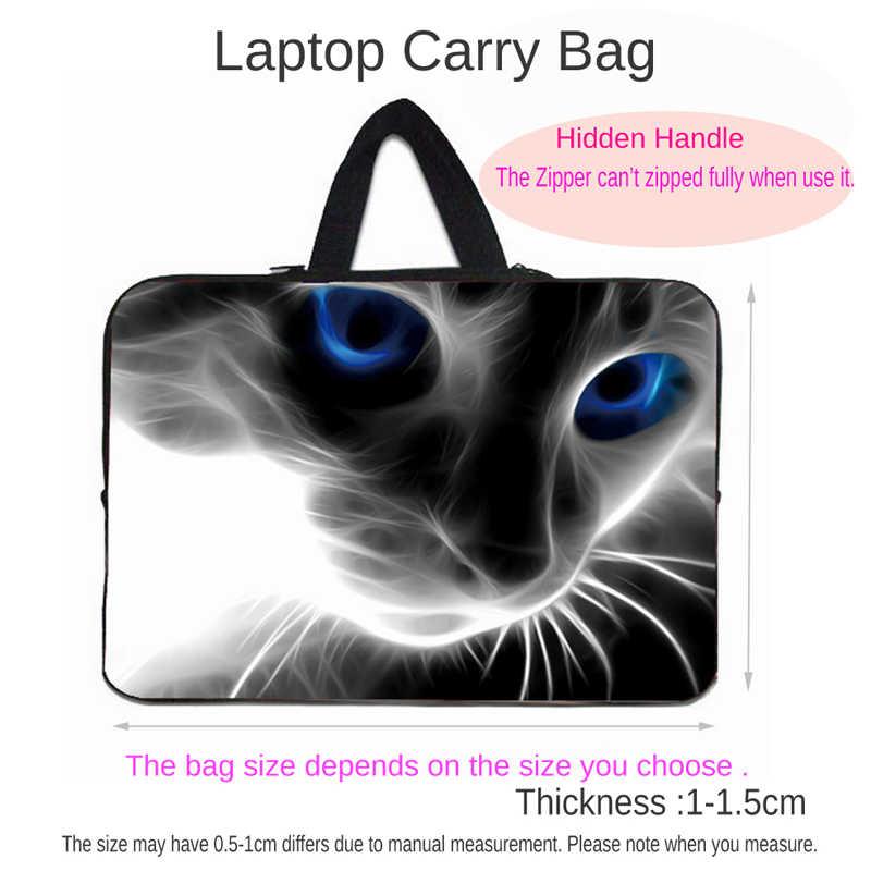 "Сумка для ноутбука чехол для ноутбука защитный чехол для 13 ""14"" 15 15,6 17 дюймов сумка для Asus hp acer lenovo ThinkPad Dell"