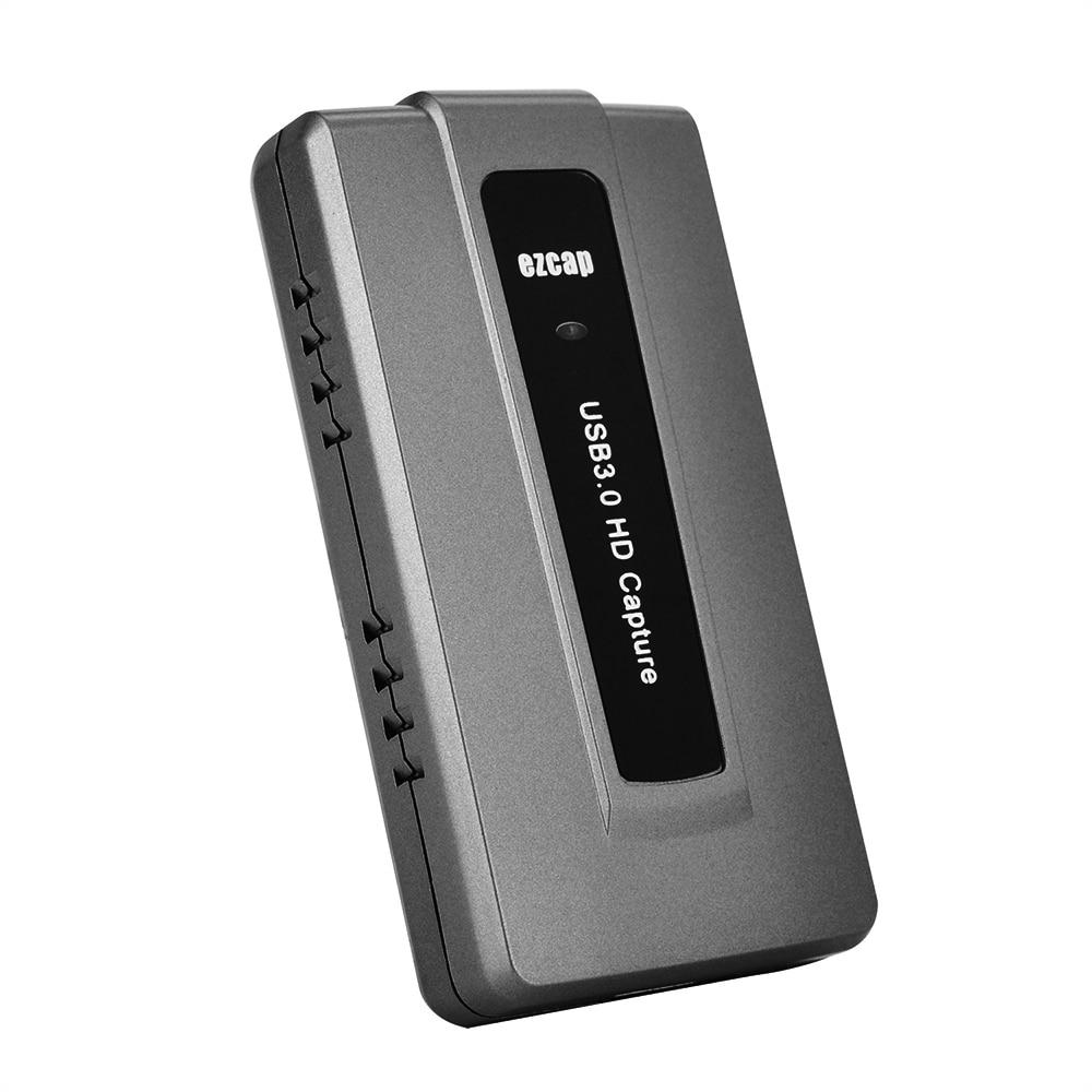 Новый HDMI для игровой USB 3.0 захват видео запись в прямом эфире 1080p может ОБС Студия для Windows для Mac для Linux на twitch Хитбокс Ютубе