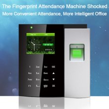 Biometric Attendance System TCP IP USB Fingerprint Time Attendance Access Control Employee Time Clock recorder Reader Machine цена