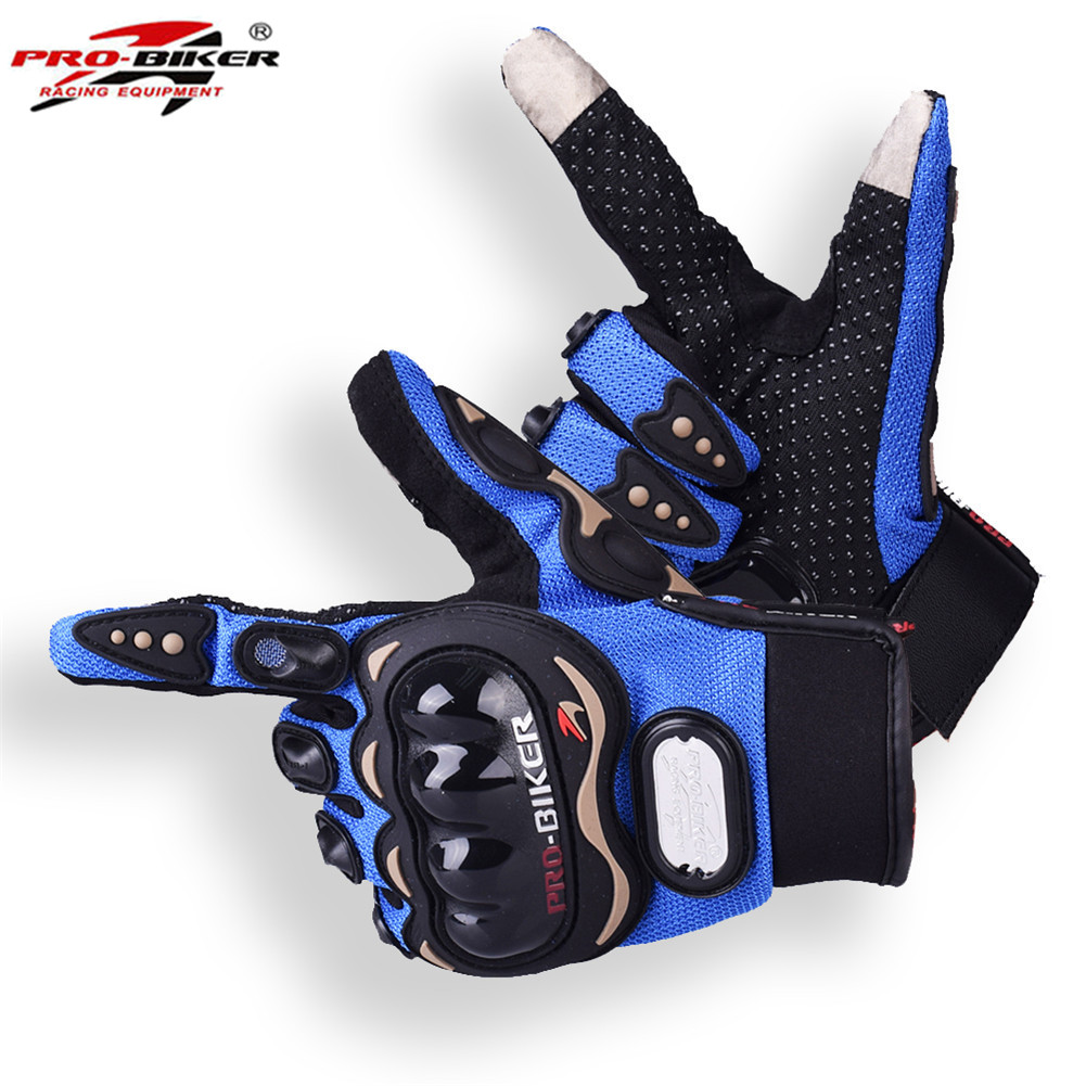 Touch Screen Motorcycle Gloves Guantes Moto Luvas Eldiven Handschoenen Luvas da Motocicleta Cycling Mountain Bike Glove blue warmth off road dirt pit bike protect motocross parts scooter bike protection hand motorcycle guantes moto luvas bike glove