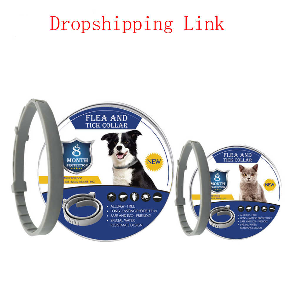 Dropshopping Bayer Seresto 8 Month Flea & Tick Prevention Collar for Cats Mosquitoes Repellent Insect Control Collar Mosquitoes