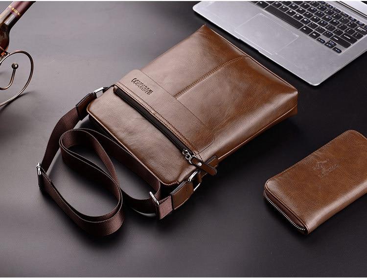 HTB1TasHX0fvK1RjSspoq6zfNpXaE Portable Business Hand Work Office Male Messenger Bag Men Briefcase For Document Handbag Satchel Portfolio Handy Portafolio 2018