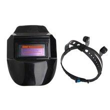 Auto Darkening Welding Helmet Tig Mig Welder Mask Lens Solar Powered Cap – L057 New hot