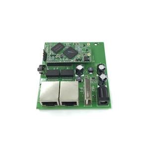 Image 5 - Супер мини модуль Wi Fi 300 м беспроводной передатчик и приемник маршрутизатор wifi pcba модули