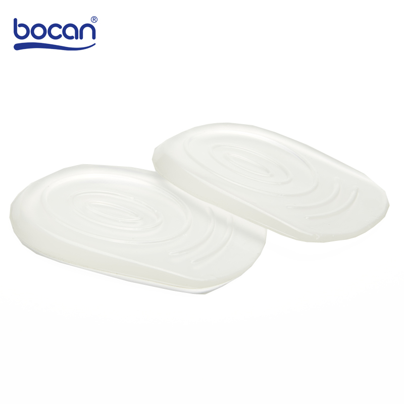 Insoles For Palmilha Insole Rearfoot Bocan Stickers Slip-resistant Transparent Shopping Work Shoe Pad Foot Care expfoot orthotic arch support shoe pad orthopedic insoles pu insoles for shoes breathable foot pads massage sport insole 045