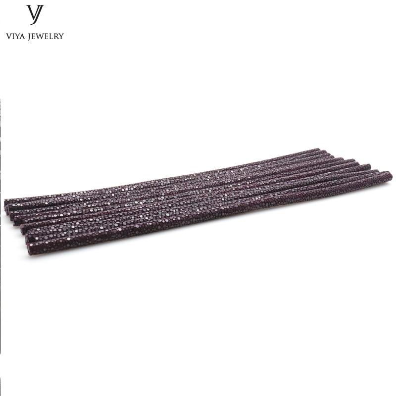 4mm 5mm 6mm Dark Purple Stingray Leather Cord 100% Real Stingray Jewelry Rope Many Colors Genuine Stingray Cords For Bracelet игрушка jada 2009 corvette stingray concept 84210 1