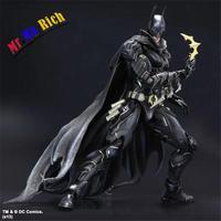 Play Arts Kai DC Comics Batman The Dark Knight Rises No.1 Black Figur Figuren IB