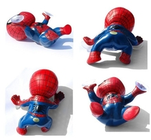 New 3D Cute Spiderman Style, Car Interior Accessories