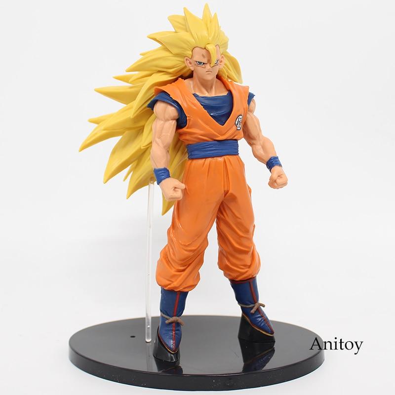 Anime Dragon Ball Z//Super Figure Jouets Broly Figurine Statues 19cm