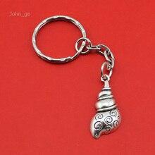 New Hot Selling font b Women b font Men s Fashion Handmade Vintage Silver Conch Key