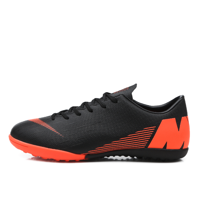 Image 4 - Football Shoes Men Turf Spikes Football Boy Women Outdoor Athletic Trainers Sneakers Adults Brand Professional Soccer Futbol-in Soccer Shoes from Sports & Entertainment