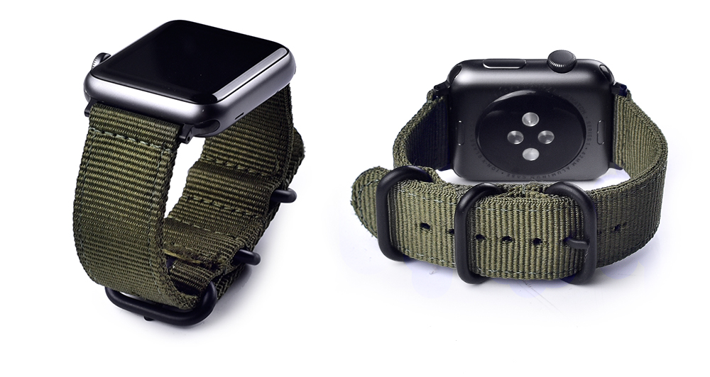 Hot Nylon Band for Apple Watch 31