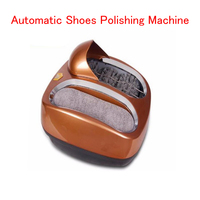 1pc Fully Automatic Intelligent Sole Cleaning Machine Shoe Polishing Equipment For Living Room Or Office Model