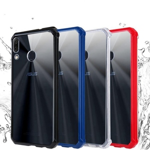 Image 5 - Hybrid Shockproof Cover Air Cushion Case Crystal Clear Back Shell Phone Bag For Asus ZenFone 5 2018 ZE620KL 5Z ZS620K 6.2inch