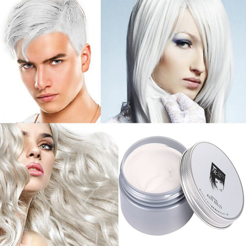 Grandma Gray Hair Wax 120g Does Not Hair Hurt Silver Gray One Time