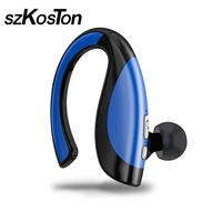 New V3 Business Bluetooth Headphones Wireless Handfree Bluetooth Headset Headphone With Mic Noise Cancelling For Mobile Phone