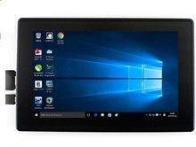Dla Raspberry pi 4 model b / 3b + / 3b 7-calowy ekran z ekranem lcd 7 monitor 1024x600 ips pojemnościowy ekran dotykowy