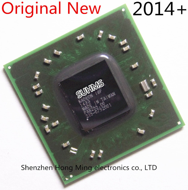 DC: 2014 + 100% Novo 215 0752001 215-0752001 BGA Chipset