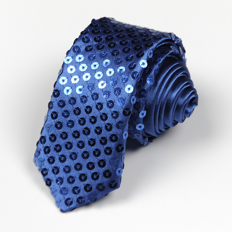Pailletten Party Herren Krawatten Mann Elegante Krawatten Corbatas Hombre Gravata Woven 5 cm Dünne Krawatte Business Gradienten Tie Für Männer krawatte
