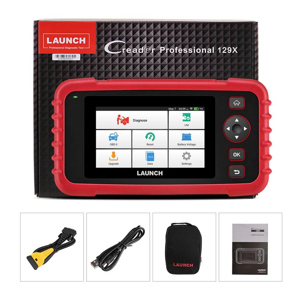 Image 5 - Launch CRP129 X431 CRP129X Creader VIII 8 Code Reader OBDII Diagnostic Tool OBD2 Scanner ENG AT ABS SRS EPB SAS OIL Service EOBD