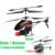Wltoys wl v398 helicóptero de control remoto de 3.5 canales de lanzamiento de misiles de ataque helicóptero avión rc toys venta caliente mejor precio