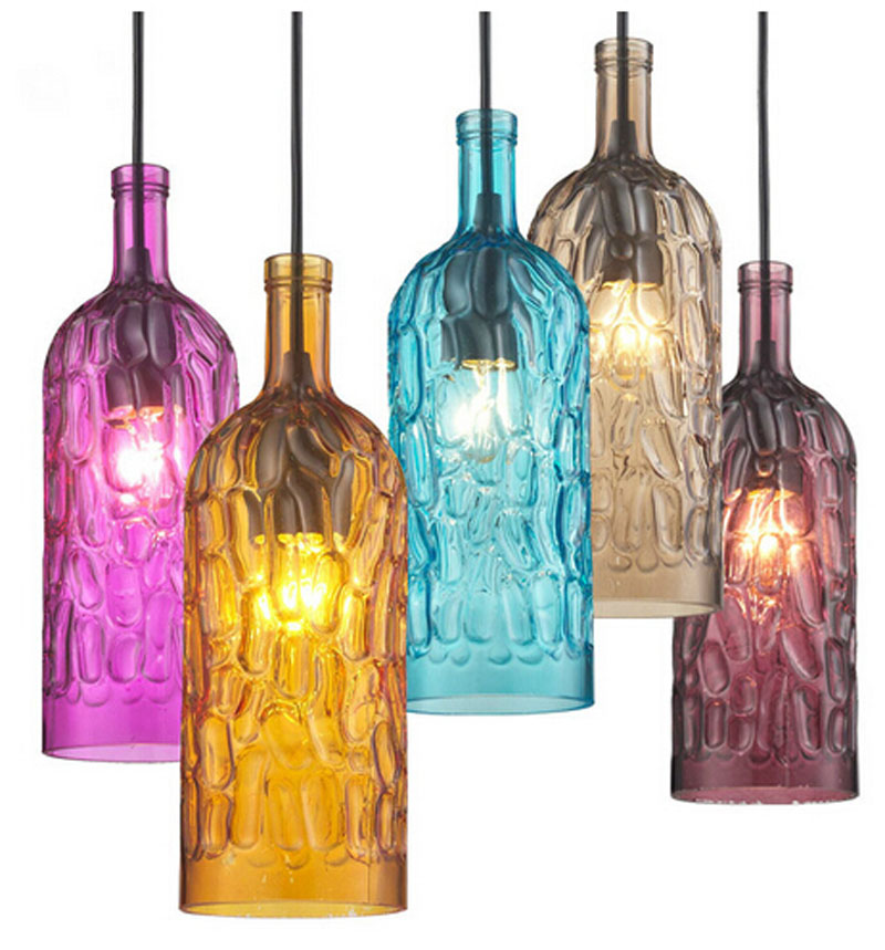 Online get cheap glass bottle light for Glass bottles with lights in them