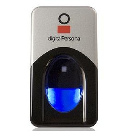 Digital Persona biometric single fingerprint scanner URU4500