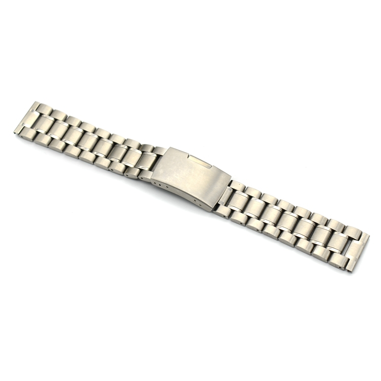 Durable Men Stainless steel Watch Straps 18mm 20mm 22mm 24mm Bracelet Watch Band  with Smooth Head daikin mc70lvm
