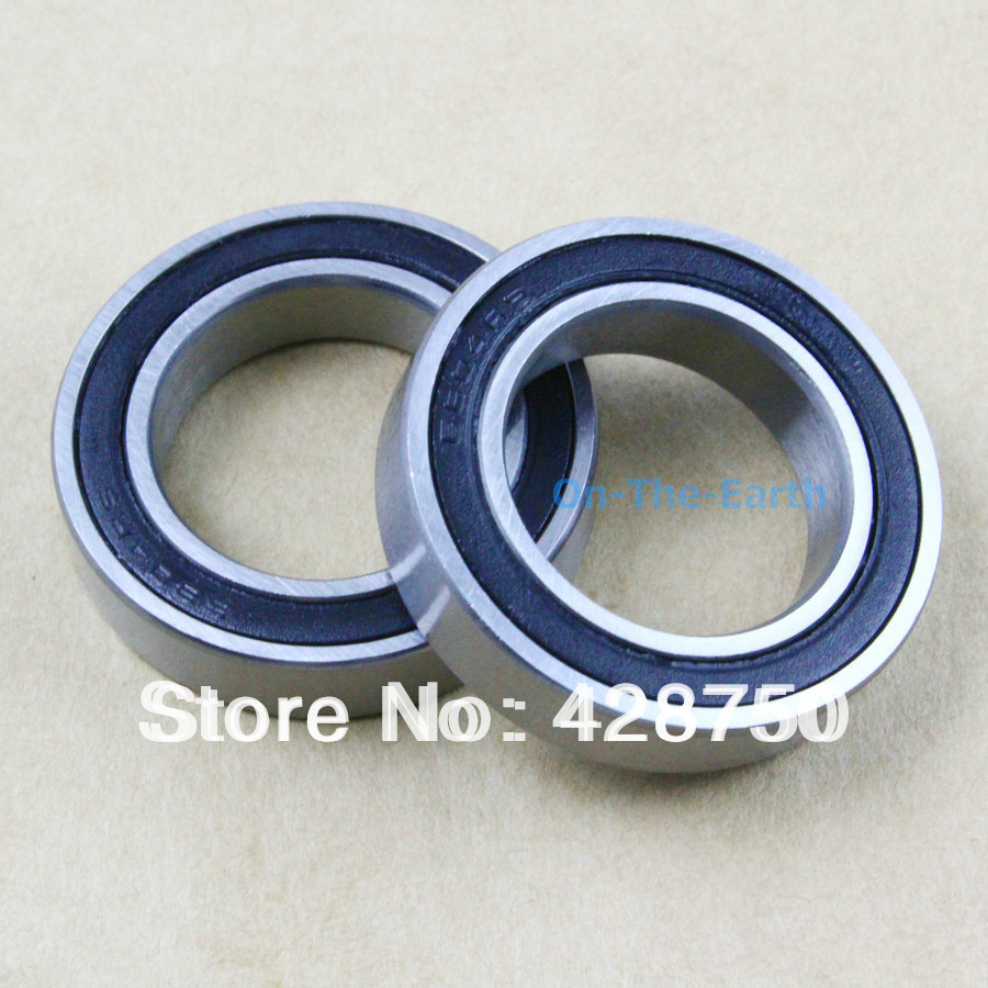 6804 2RS Si3N4 Ceramic Ball Bearing Rubber Sealed For BB30 20x32x7mm  61804