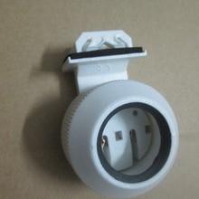 2 шт. водонепроницаемый T8 G13 лампа база светильник держатель для аквариума и т. Д