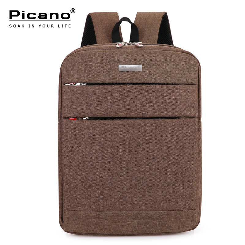 Picano Urban Fashion Colorful Business Backpack Men Women Compact Travel Daypack Simple School Rucksack For Boys Girls PCN028 cool urban backpack for teenagers kids boys girls school bags men women fashion travel bag laptop backpack