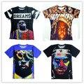 Hip hop t-shirt Women/Men Diddy/Notorious/Biggie Smalls print 3d t shirt tops tees plus size S-XXL camisetas Drop Shipping