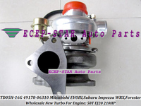 TD05-16G 49178-06310 49178-06300 14412AA092 Turbo Turbocharger For Mitsubishi EVO 3 III For SUBARU Impezza WRX Forester 58T 2.0L