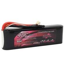 CNHL LI PO 4000mAh 11 1V 40C Max 80C 3S Lipo Battery Pack for RC Hobby