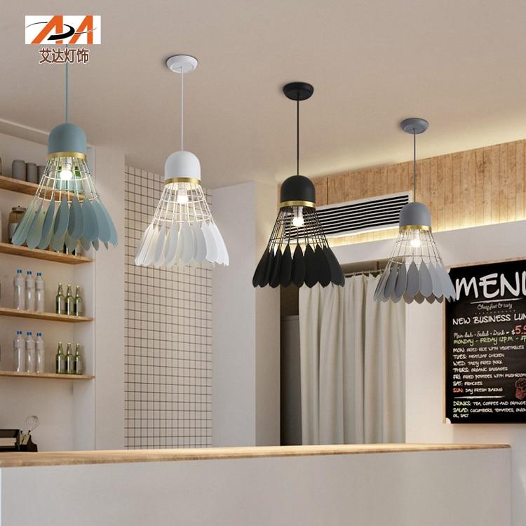 Здесь продается  modern sitting room aisle badminton wrought iron pendant light decorative lamps and lanterns cafe restaurant hanging lighting  Свет и освещение
