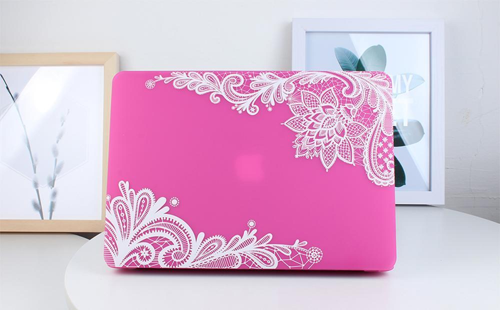 Batianda Rubberized Hard Cover Case for MacBook 66