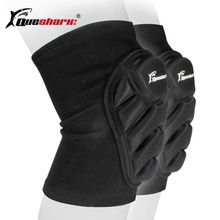 1 Pair Sponge Kneepads Volleyball Football Basketball Knee Calf Support Climbing Legwarmers Compression Skiing