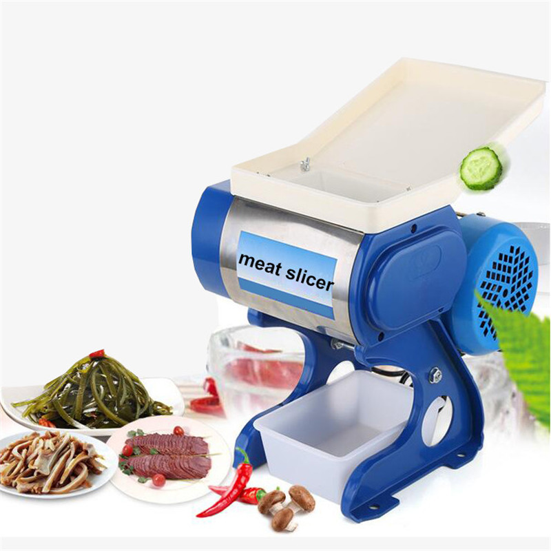 Commercial Household Meat Grinder Fast Cutting Electric Multi Function Slicing Desktop Automatic Electric Dicing MachineCommercial Household Meat Grinder Fast Cutting Electric Multi Function Slicing Desktop Automatic Electric Dicing Machine