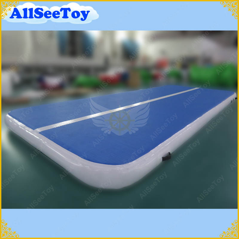 Inflatable Tumble Track Trampoline,Airtrack Gymnastic Track Trampoline,Air Track Gymnastics