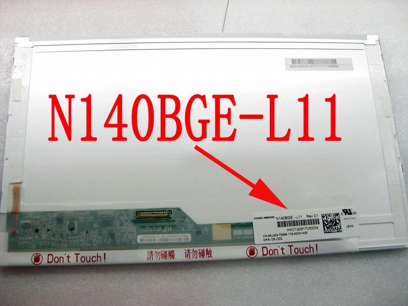 все цены на N140BGE-L11 Matrix 1366*768 HD For Dell Latitude E6420 14