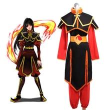 Аватар Азула косплей костюм на заказ любой размер