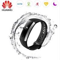 Venta caliente nueva original Huawei banda deporte 2 Pro B29 B19 con frecuencia cardíaca push mensaje con GPS para natación pulsera