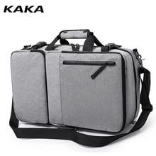 KAKA High Capacity 15.6 inch Laptop Anti theft Backpack Men Business Luggage Shoulder Bags Waterproof Travel Backpacks Schoolbag цена
