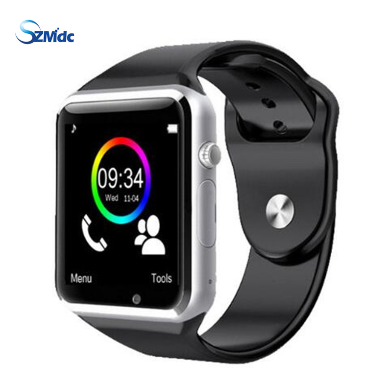 SmartWatch A1 Smart watch With Camera Bluetooth Pedometer Sleep Tracker MP3 Answ