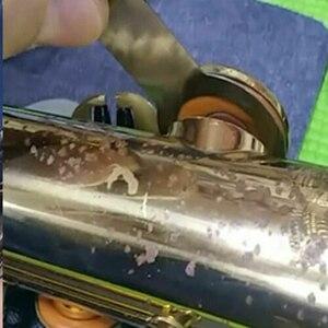 Image 3 - 8 Pcs Bläser Saxophon Reparatur Werkzeug Ersetzen Pads Eisen