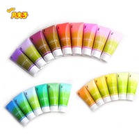 9 Colors 50ml Cute Cabochons Resin Cream Flatback Scrapbooking DIY Accessories Miniature Food Simulation Creams With