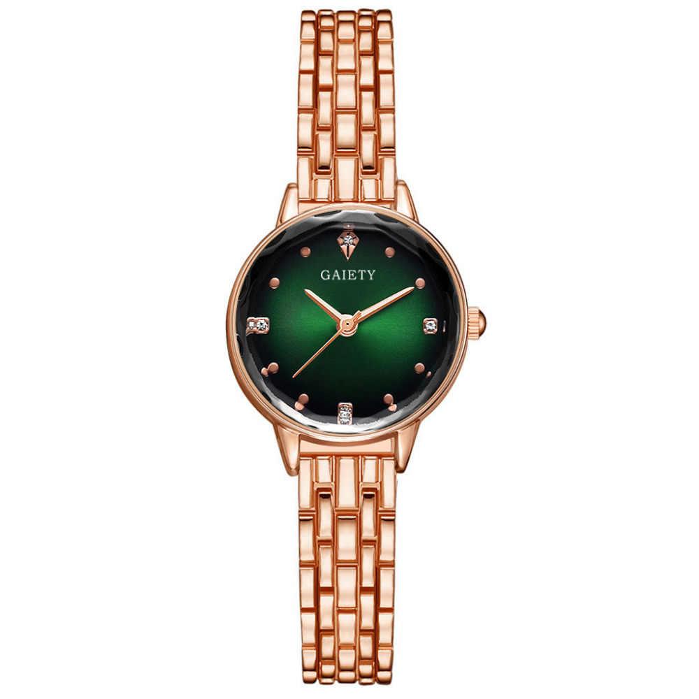 2019 mode nouvelles femmes montre maille en acier inoxydable ceinture classique de luxe dames montre-bracelet de haute qualité robe reloj mujer cadeau/AA5