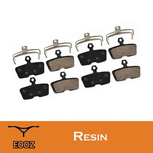 4Pairs Bicycle Semi - Metallic Hydraulic Disc Brake Pads For SRAM Code 2011+ / CodeR RSC / Guide -re 2011+ / Sram Red 22 / S-700